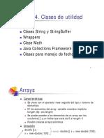 Clases Útiles Java