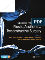 Operative steps in plastic and aesthetic surgery