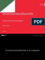 2 Proceso de Internacionalizacion EAE