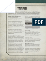 White Dwarf - Index - Ynnari (Errata 1.0 Updated)