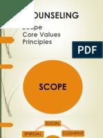Scope, Core Values, Principles, Roles, & Competencies - Copy
