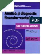 Analiza si diagnostic financiar-contabil