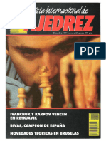 Revista Internacional de Ajedrez 51