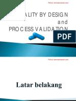 Qbd process