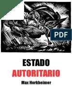 ESTADO AUTORITARIO