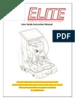 Elite Tablet Manual