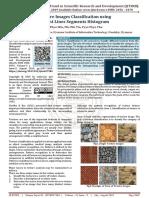 Texture Images Classification using Secant Lines Segments Histogram
