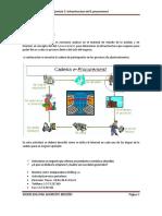 Infraestructura del E-procurement