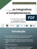 1 Integracao Clinica e PICS