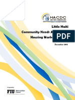 Little Haiti Community Needs Assessment