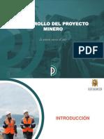 Desarrollo Del Proyecto Minero