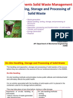 Functional Element of Solid Waste 1