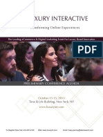 Luxury Interactive Prelim