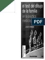 Test Del Dibujo de La Familia Luis Corman