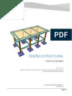 DISEÑO ESTRUCTURAL CASETA BOMBEO