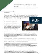 (2015-7) Pablo Iglesias Curso Intensivo Para Hablar en Público y Operación Iglesias