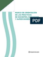 Marcos de Orientación Supervisores, Directores y Docentes