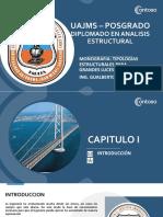 Presentacion tipologias estructurales