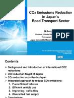 CO2 Emision; JAMA