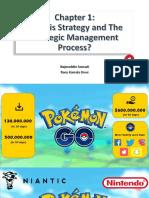 Chapter 1 Strategic Management