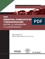 Derecho Conflicto Social y Emancipacion