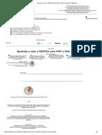 Aprenda a usar o RESTful com PHP e Slim Framework _ iMasters.pdf
