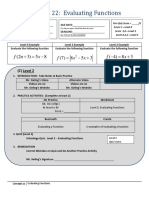 8th Evaluating Functions.pdf