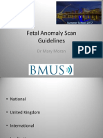 6. Fetal Anomaly Scan Guidelines
