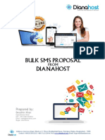 Bulk SMS Proposal DianaHost