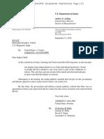 Letter on Jasiel Correia's no-contact list