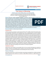 Nature of Meaning.pdf