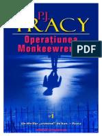 P.J. Tracy - [Misterele Monkeewrench] 1 Operatiunea Monkeewrench