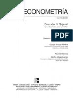 Econometria Gujarati Con Comentarios