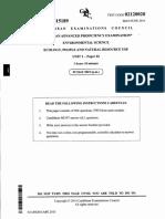 CAPE Env. Science 2015 U1 P2.pdf