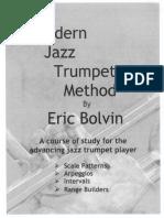 Modern Jazz Trumpet
