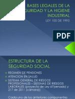 bases legales de la seguridad industrial