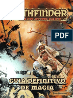 Guia Definitivo de Magia - Pathfinder RPG - PrestiDigitadores