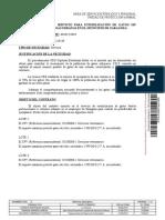 Esterilizaciones CES - Menor - Memoria Tecnica (20190619)