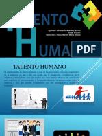 talento humano diapositivas
