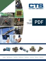 UltrasonicTransducers Catalog