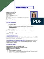 Resumen Curricular_carolina Marcano r