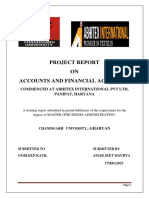 Amar Complete REPORT