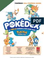 (Prima 2007) - Pokemon Diamond & Pearl - Complete Pokedex.pdf