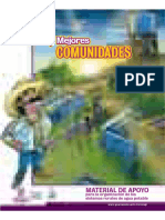 MANUAL PARA COMITES DE AGUA POTABLE