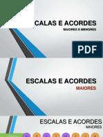 Slide de Formação de Acordes avançado