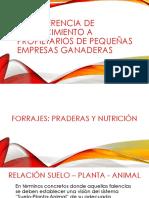 Transferencia de conocimiento a propietarios de pequeñas empresas ganaderas.pptx