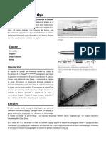 Torpedo de Pértiga