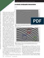 Geometric Attributesforseismicstratigraphicinterpretation-TLE2010