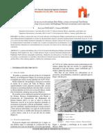 Instrumentación y Monitoreo de Una Excavación Mediante Muro Milán y Sistema Convencional Talud-Berma