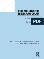 (RLE Consumer Behaviour) Gordon R. Foxall-Consumer Behaviour_ a Practical Guide-Routledge (2014)